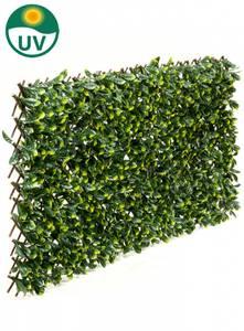 Bilde av Kunstig Prunus Hekk 135x120x9cm
