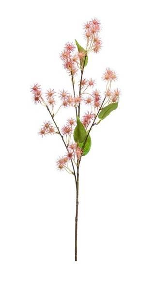 Kunstig Oljeblomst Rosa 78cm