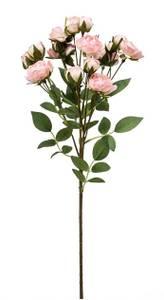 Bilde av Kunstig Minirose Stilk Rosa 57cm