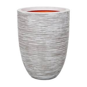 Bilde av Capi Tutch Vase Elegant Rib Elfenben 47cm