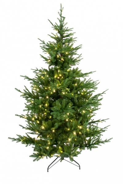 Kunstig Gran Verde 400 LED-Lys 240cm