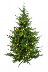 Bilde av Kunstig Gran Verde 240 LED-Lys 180cm