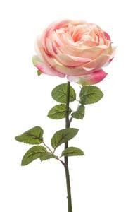 "Bilde av Kunstig Rose ""Vicky"" Lyserosa 66cm"