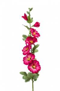 Bilde av Kunstig Hagestokkrose Beauty 100cm