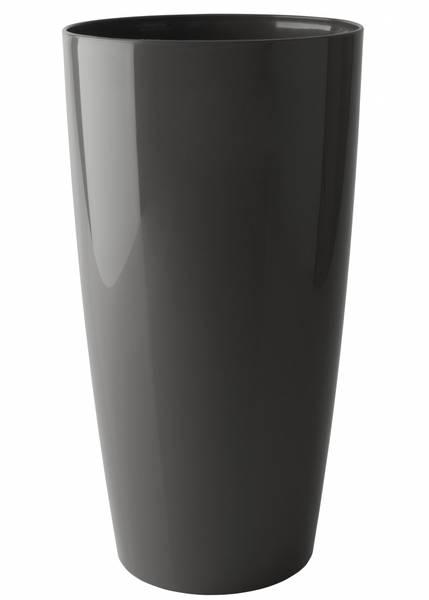Design Potte Santorini Antrasitt 65cm