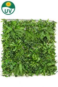 """Bilde av Kunstig """"Levende"""" Plantevegg  UV 1m2"""