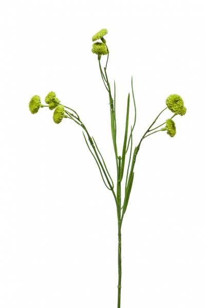 Kunstig Kamille Blomst Grønn 50cm