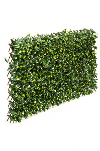 Kunstig Prunus Hekk UV 135x120x9cm