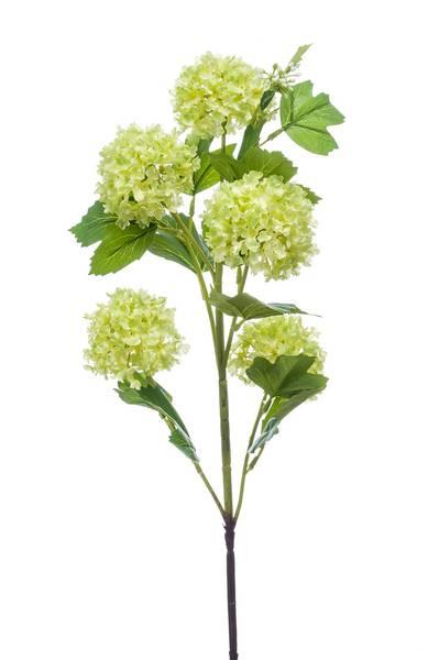 Kunstig Viburnum Stilk Grønn 75cm