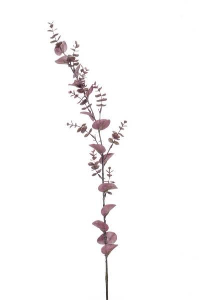 Kunstig Eukalyptus Stilk Lilla 115cm