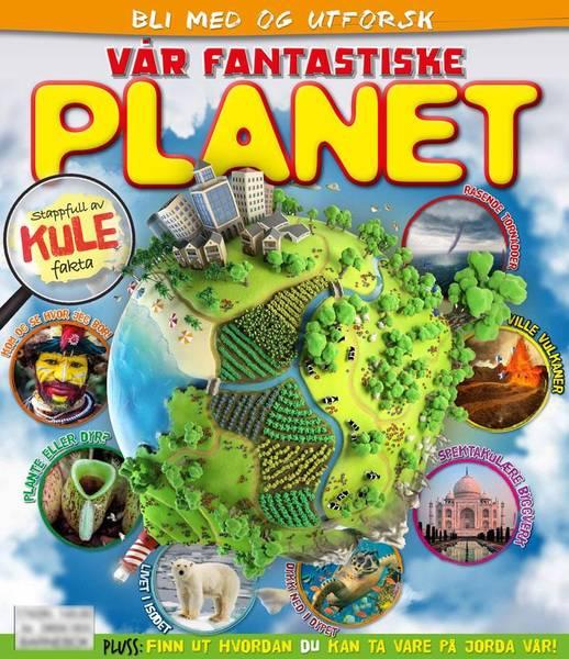 Bilde av Vår fantastiske planet