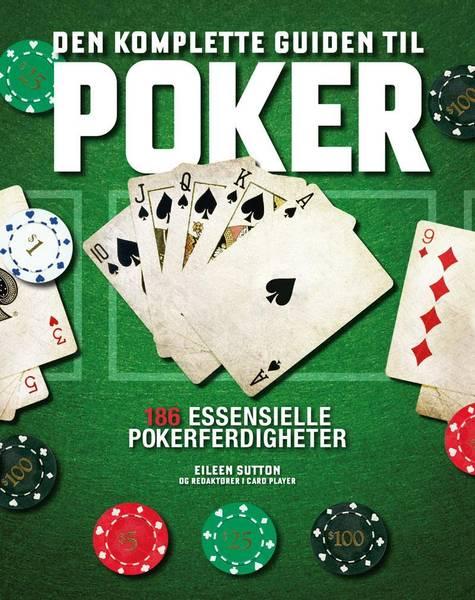Bilde av Den komplette guiden til poker