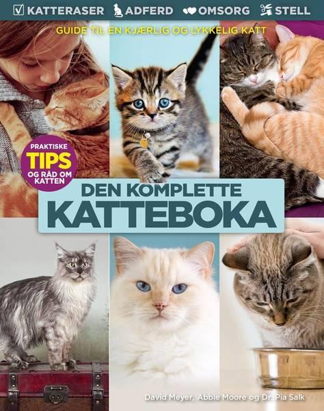 Bilde av Den komplette katteboka
