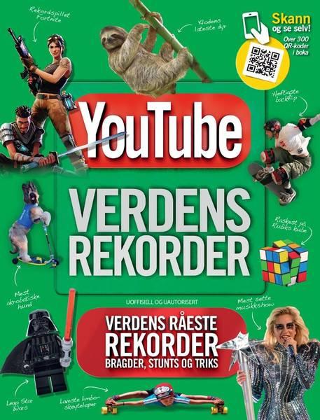 Bilde av YouTube verdensrekorder