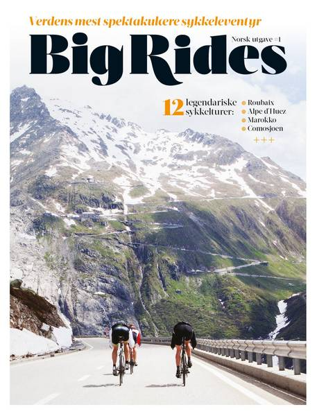 Bilde av Big rides