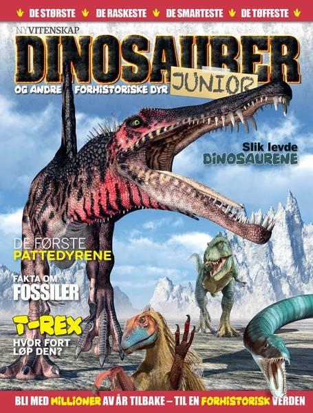 Bilde av Dinosaurer Junior