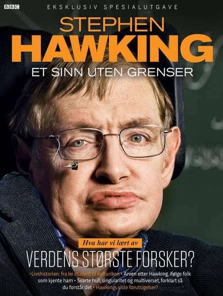 Bilde av Stephen Hawking