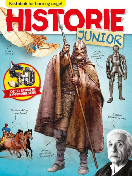 Bilde av Historie Junior