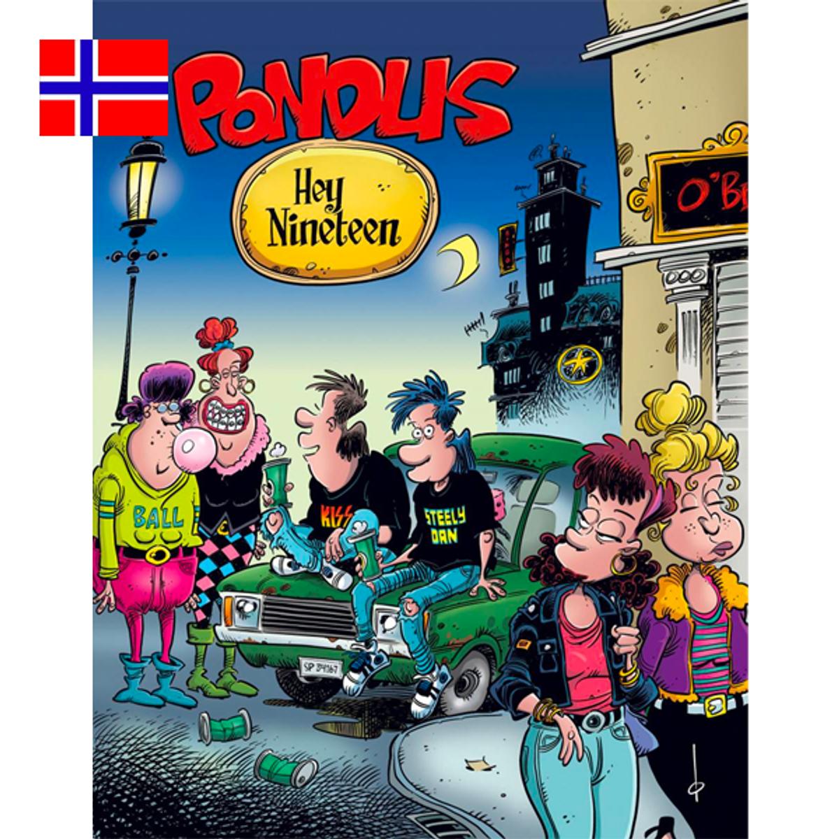 Pondus – Hey Nineteen