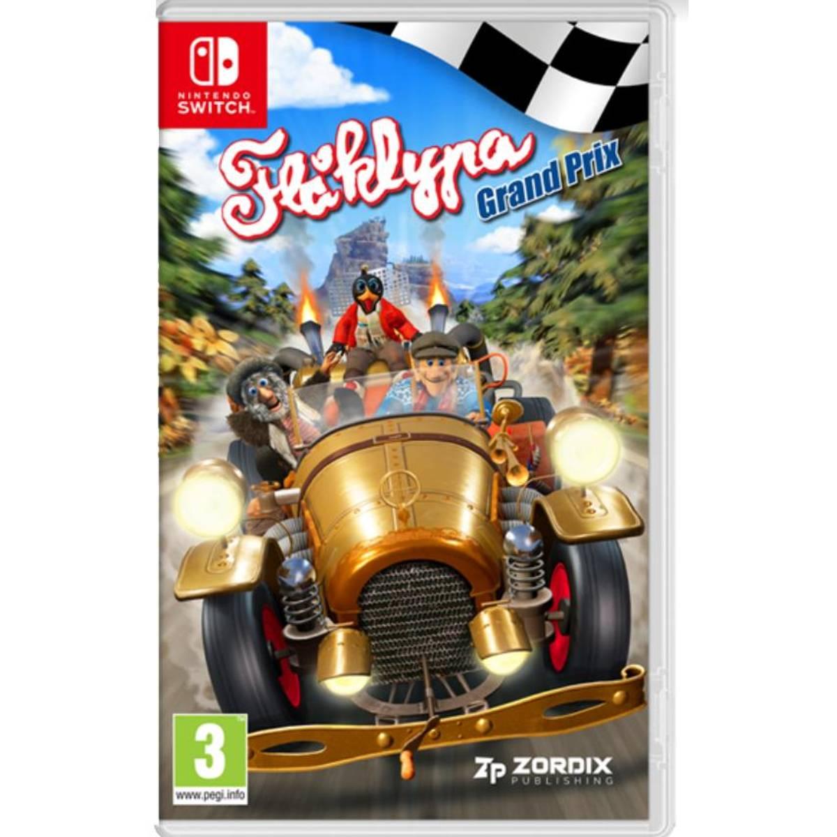 Flåklypa Grand Prix (Nintendo Switch)