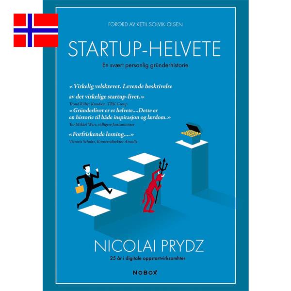 Bilde av Startup-helvete