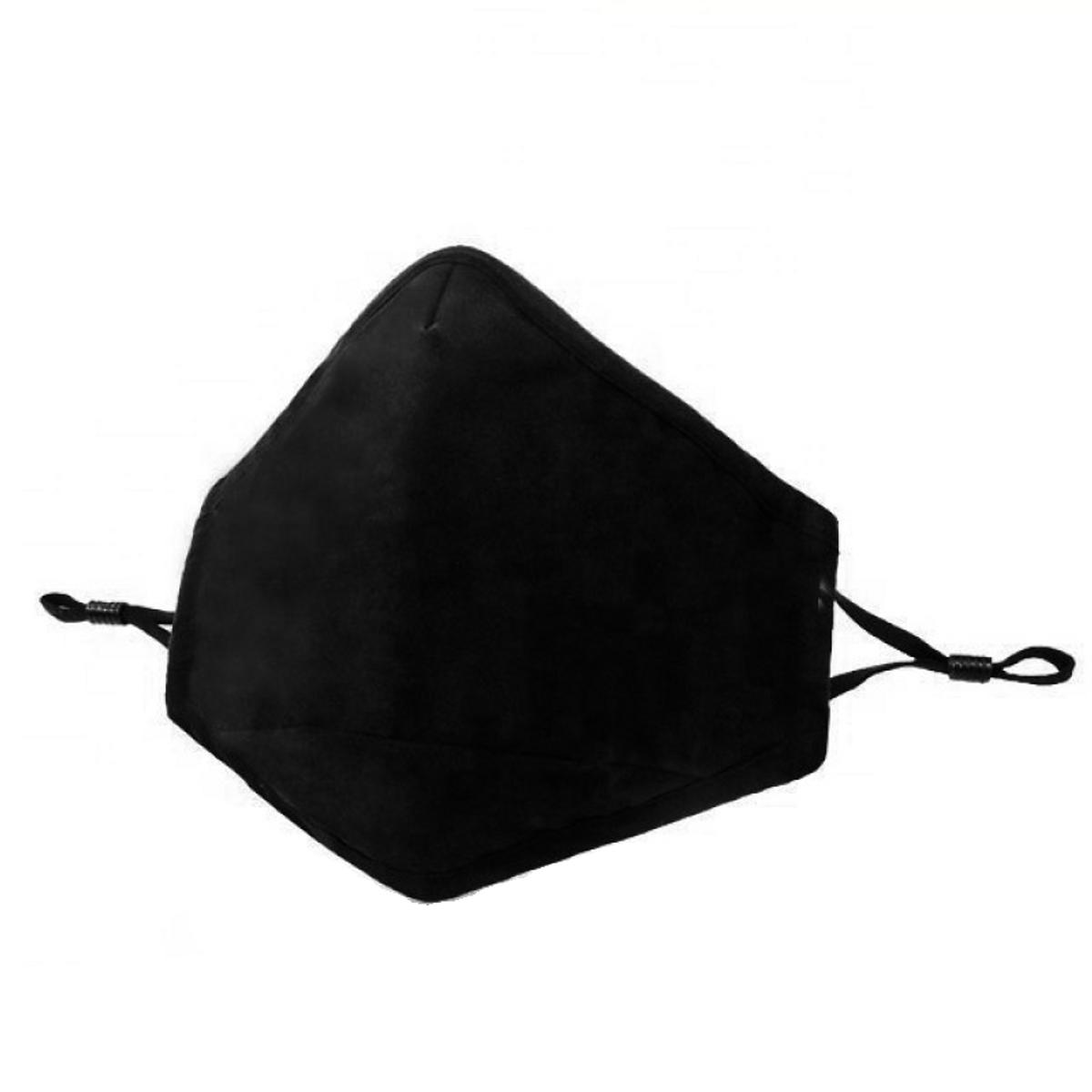 Tøymunnbind inkl. 4 filter