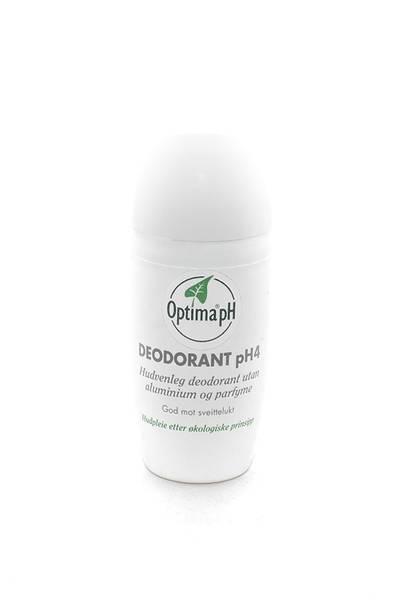 Optima pH deodorant rollon 60ml