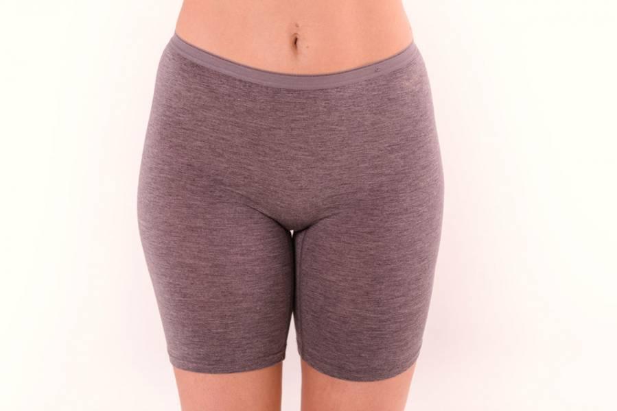 Truse lang shorts, Bambus