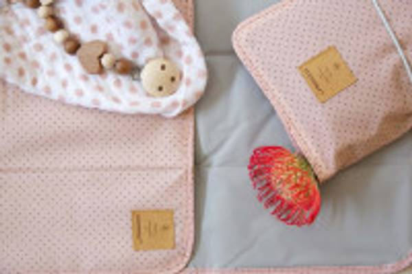 Bilde av Casual Changing Pouch Dots