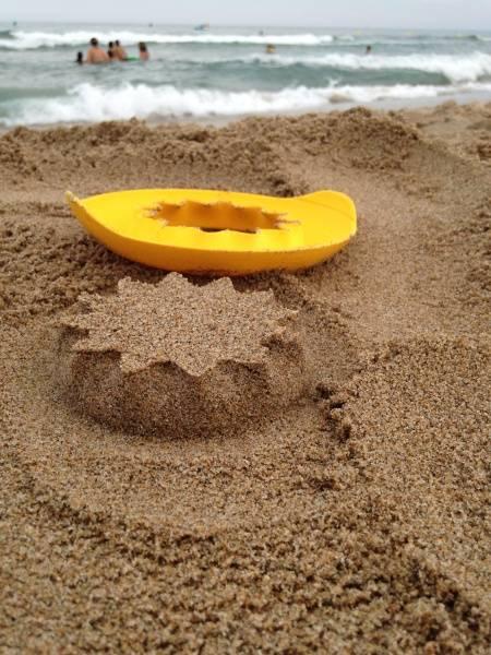 Bilde av Quut Sunnylove sandform