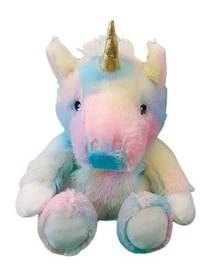 Cosy Time Unicorn fargerik
