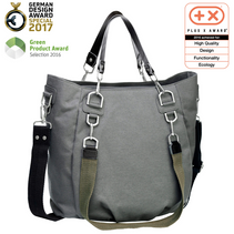 Green Label Mix 'n Match Bag anthracite