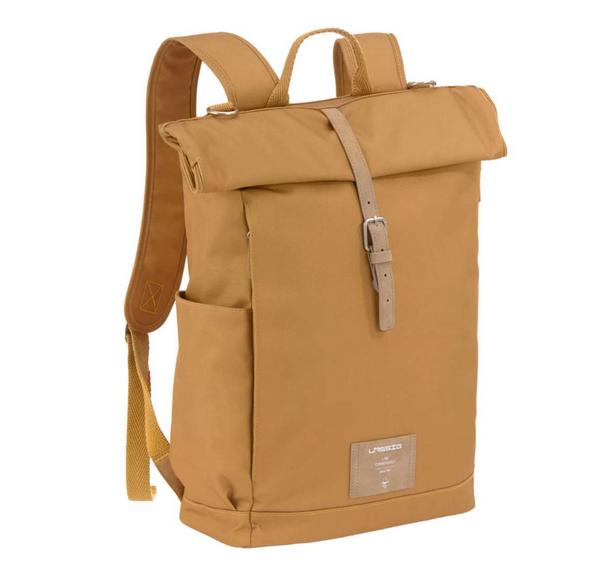 Bilde av Rolltop Backpack Diaper Bag,