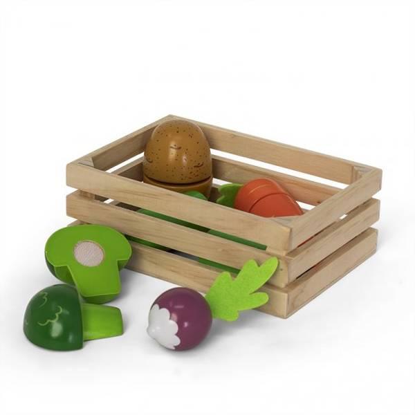 Bilde av 85516 Grønnsaker i kurv