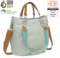Green Label Mix 'n Match Bag light grey