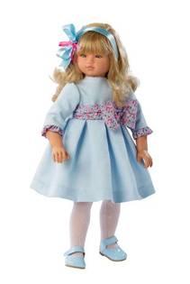 ASI ELI 60 CM - Blå kjole