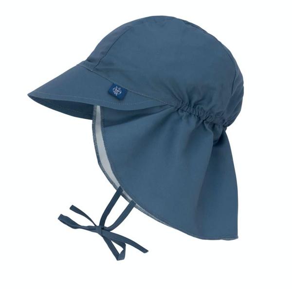 Bilde av Sun Protection Flap Hat, Navy