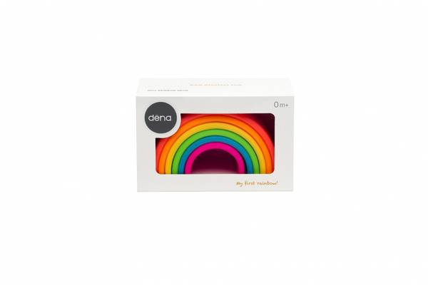 Bilde av Regnbue - Klare farger