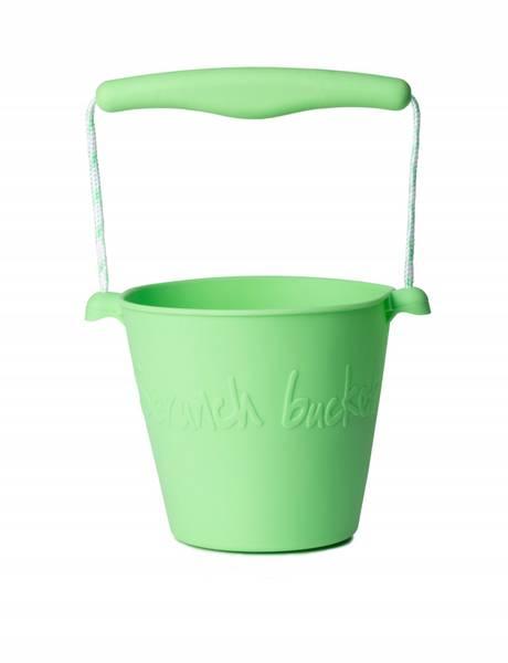 Bilde av Scrunch bøtte icecream green