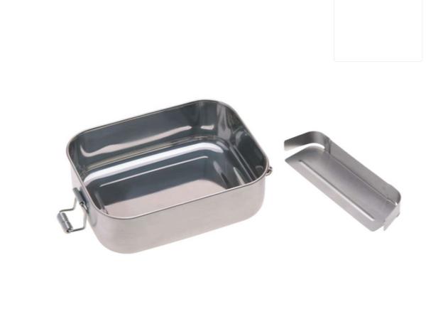 Lunchbox Stainless Steel Bamboo, Garden Explorer