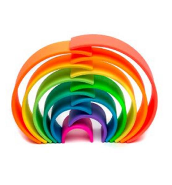 Bilde av Stor Regnbue  - Klare farger