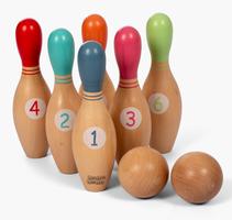 85323 Bowling spill