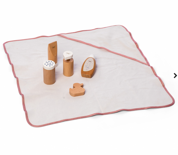 Bilde av 84195Doll care set