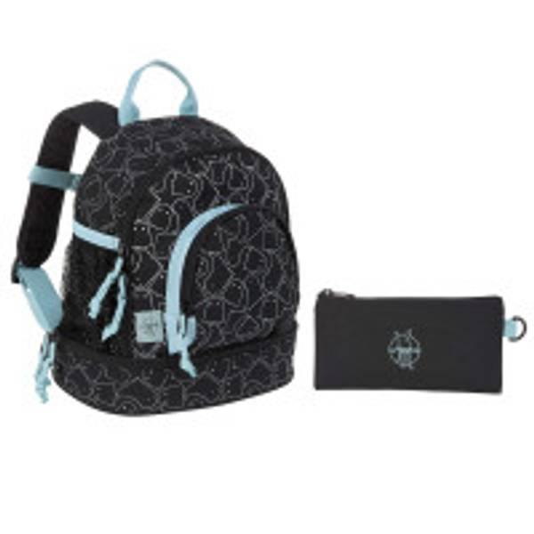 Bilde av Mini Backpack Spooky black
