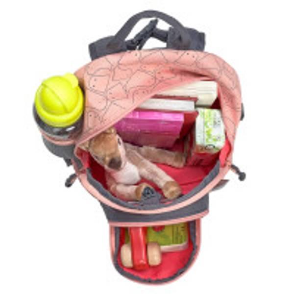 Bilde av Mini Backpack Spooky peach