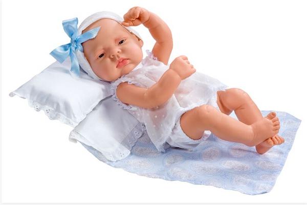 Bilde av ASI LUCIA  42 cm dukke med