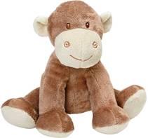 Mojo Monkey sitting  teddy, 17,8cm