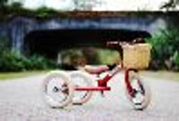 Bilde av Trybike Sykkelkurv