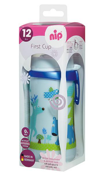 Bilde av Nip first cup , 330ml boy