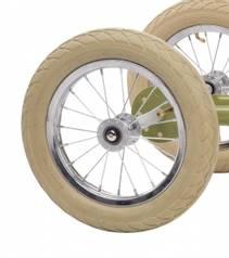 Trybike Hjulsett brunt